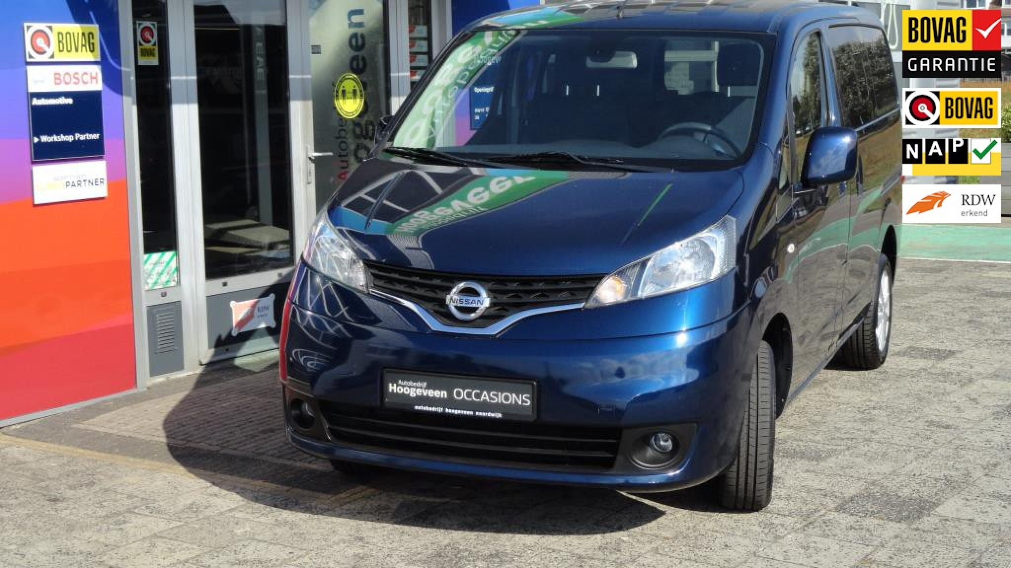 Nissan-NV 200 Evalia-0