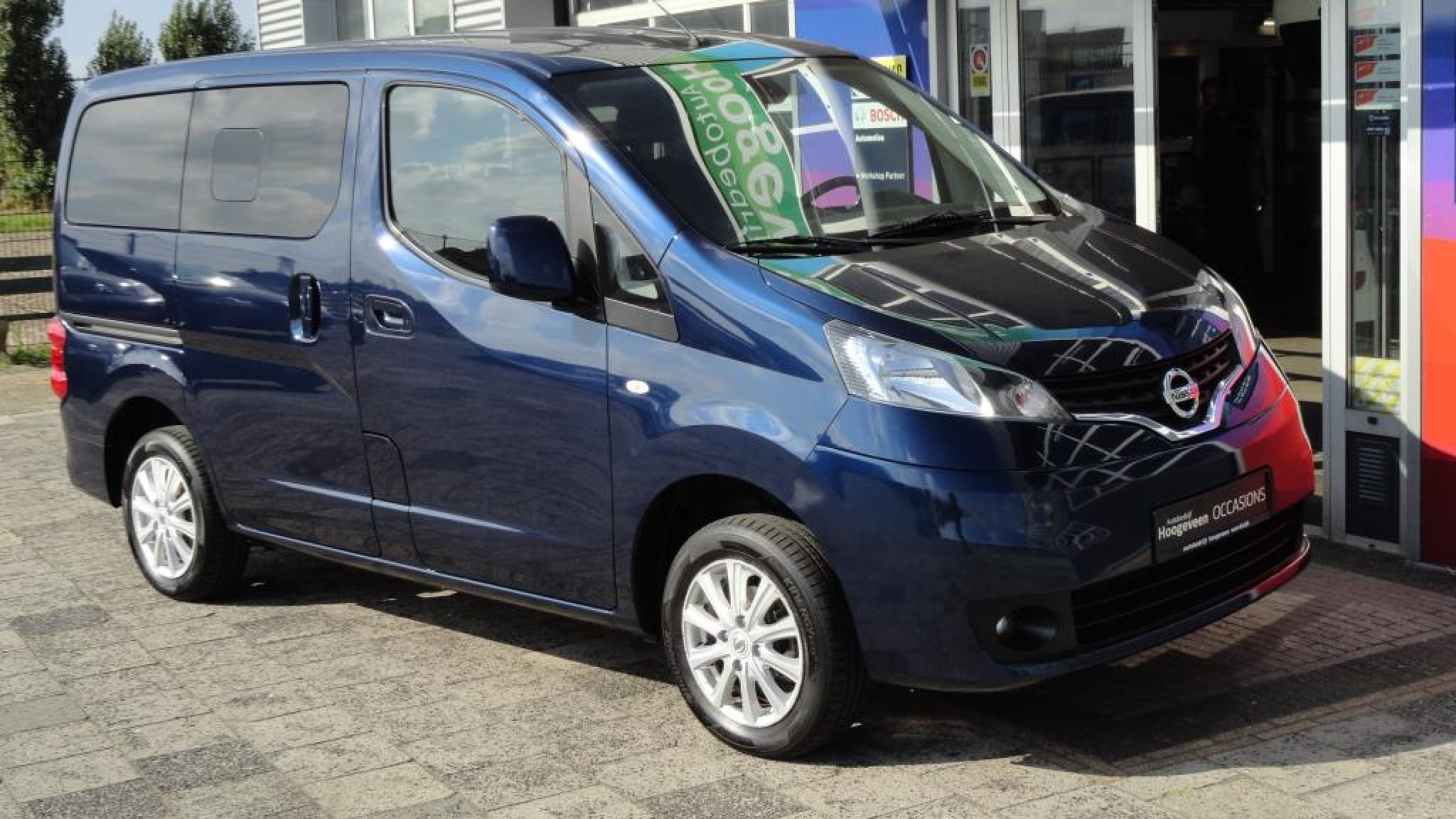 Nissan-NV 200 Evalia-4